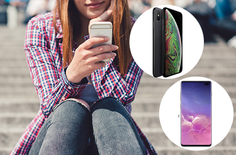 iPhone XS Max vs Samsung Galaxy S10 Plus (a college student's guide