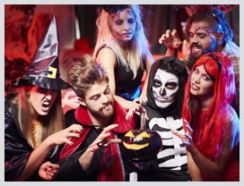Avoiding Halloween Party Disasters