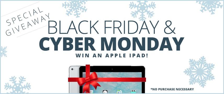 Win an Free iPad!