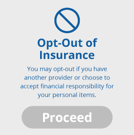 Opt-Out of Insurance
