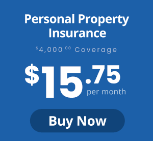 Personal Property Insurance + Liability